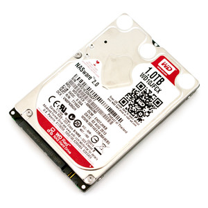 WESTERN DIGITAL Red Mobile 1 TB Serial ATA III