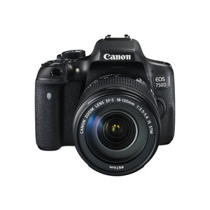 CANON EOS 750D + EF-S 18-135 mm