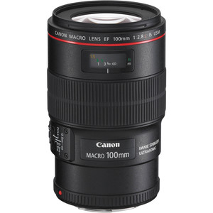 CANON EF 100mm f/2.8 L Makro IS USMEF