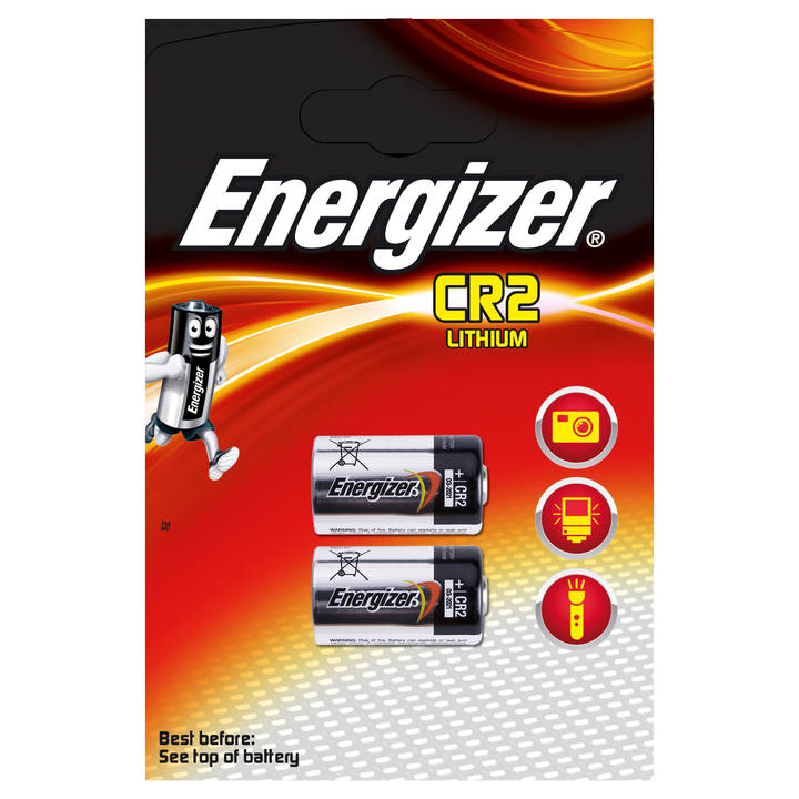 ENERGIZER Lithium CR2 WE
