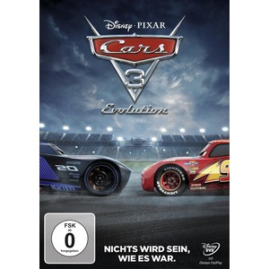 Cars 3 - Evolution (Version D)