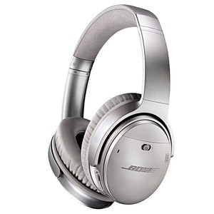 BOSE Over-Ear Kopfhörer QuietComfort 35 Silver