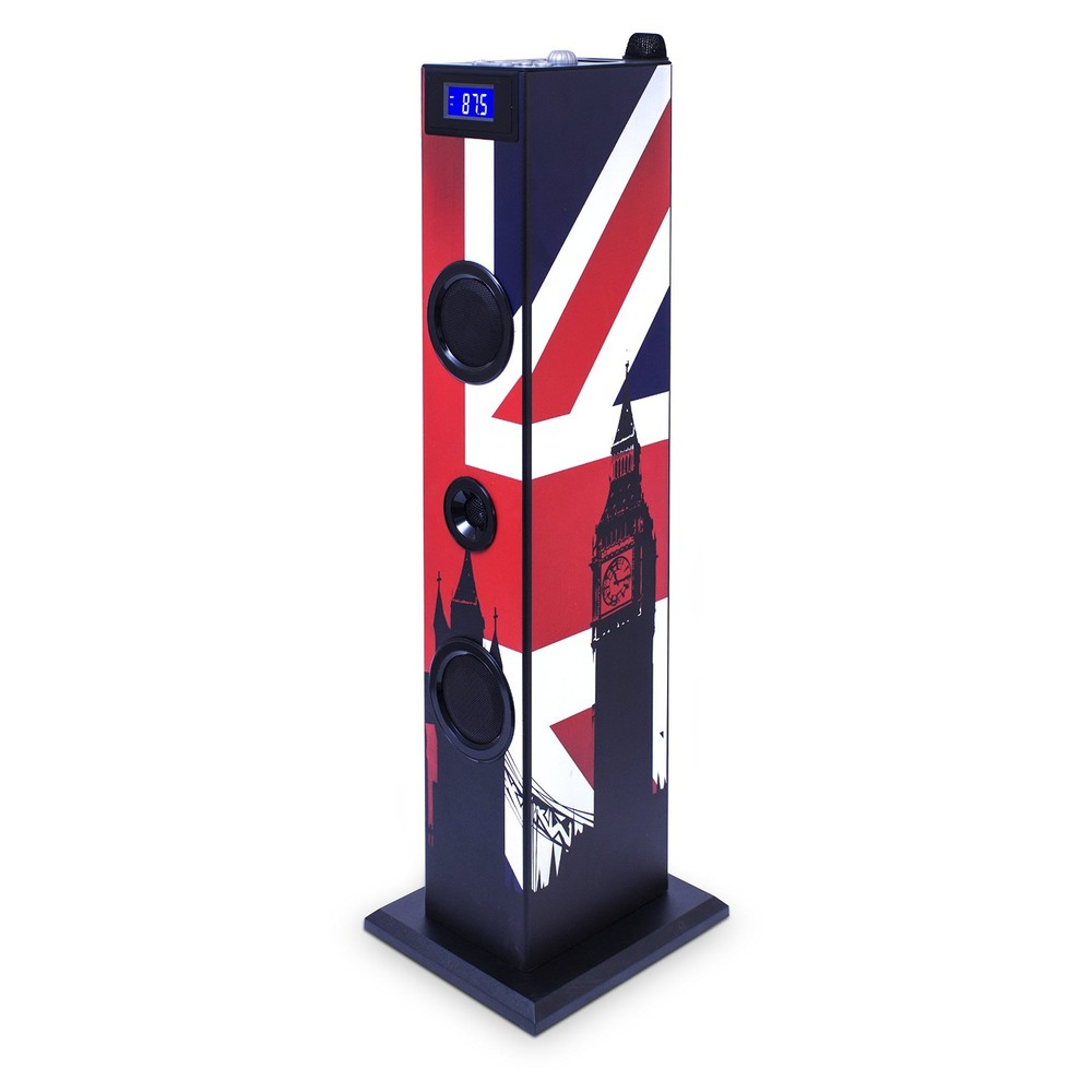 BIG BEN Turmlautsprecher TW5 Union Jack