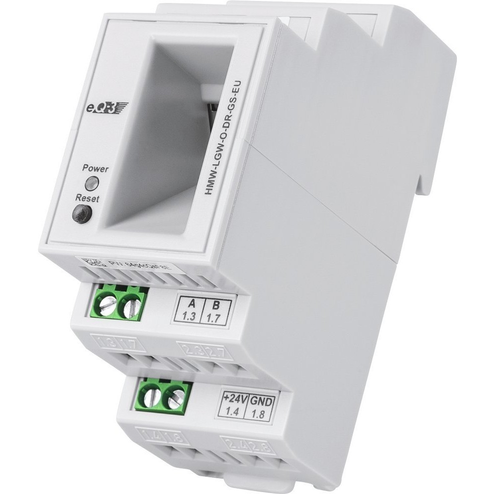 HOMEMATIC Wired RS485 LAN Gateway DIN - microspot.ch