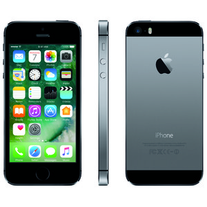APPLE iPhone 5S 16 GB Space Grey