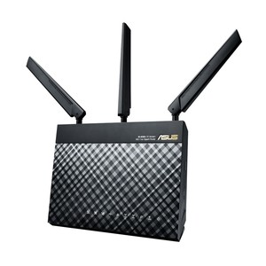 ASUS 4G-AC55U Dualband WLANac Router, Black