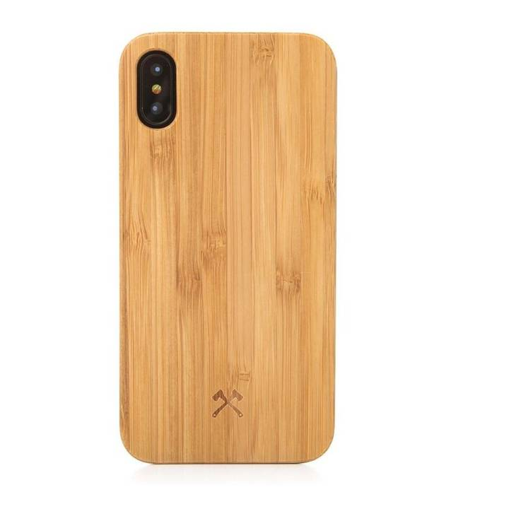 WOODCESSORIES Backcover EcoCase für iPhone X Bambus