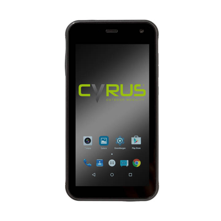 CYRUS CS 22, 16 GB, Dual SIM, Black