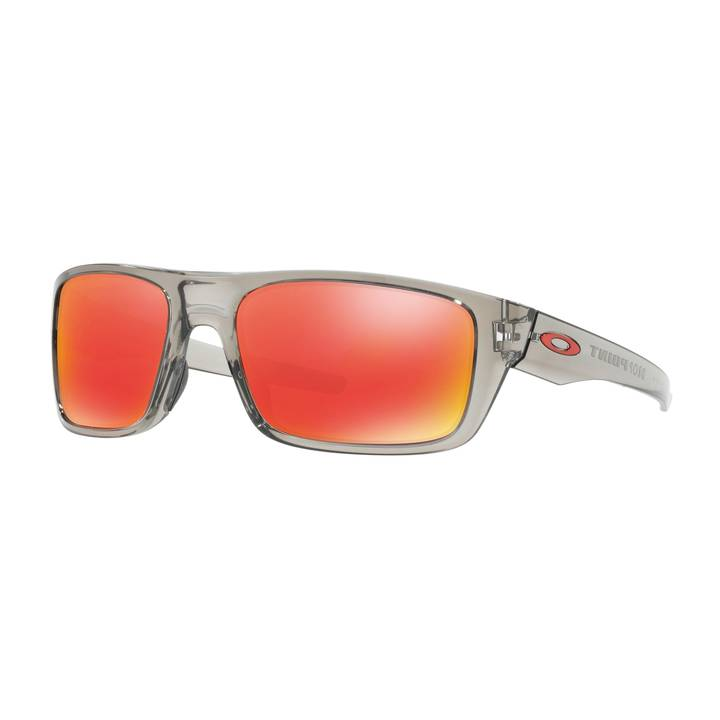 Oakley DROP POINT GREY INK / RUBY IRIDIU