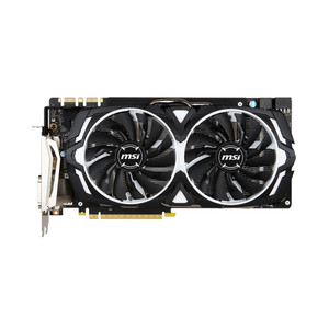 MSI GeForce GTX 1080 8 GB Grafikkarte