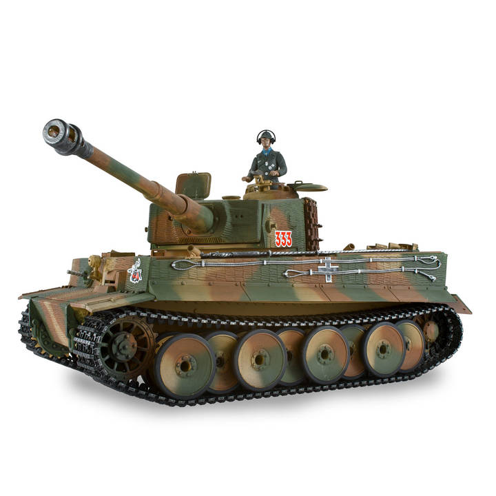 1/16 RC Tiger I Mittlere Ausf. IR Sommer