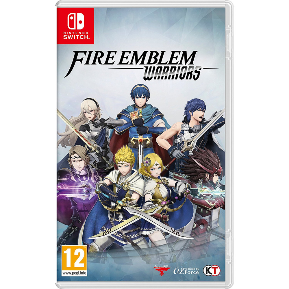 Fire Emblem Warriors (Version F)