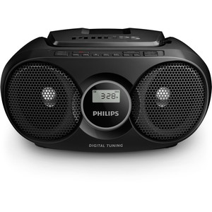 PHILIPS Boombox AZ318B/12 Black