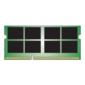 KINGSTON ValueRAM 8 GB, DDR3L, SO DIMM 204-PIN