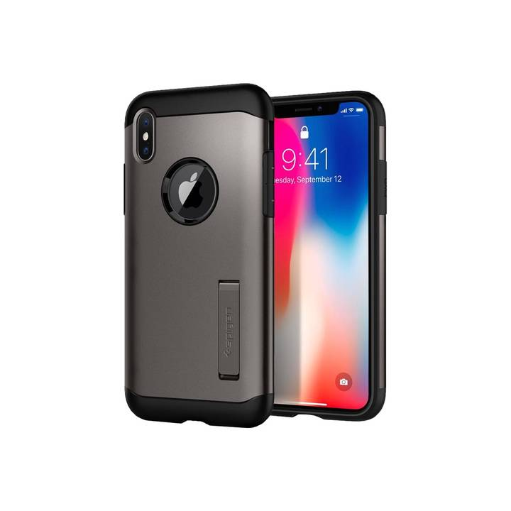 SPIGEN Backcover Slim Armor für iPhone X