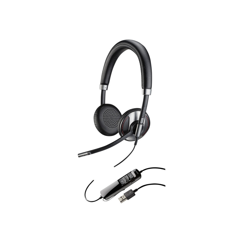USB-Headset mit Active Noise Cancelling:
