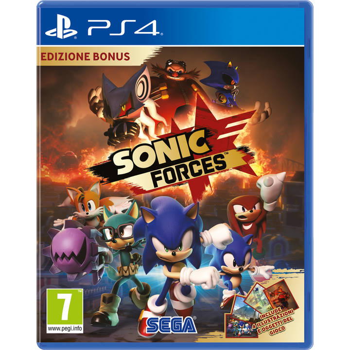Sonic Forces - Day One Edition (Version I)
