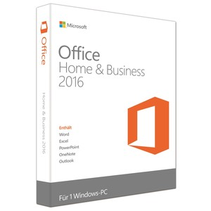 MICROSOFT Office Home and Business 2016