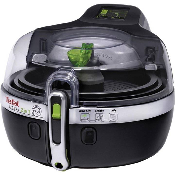Friggitrice TEFAL Actifry 2 in 1