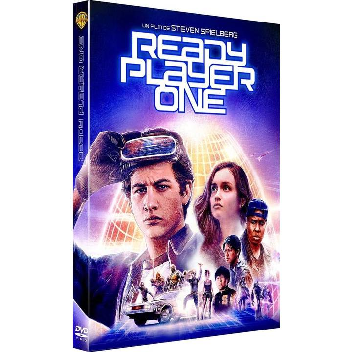 DVD*READY PLAYER ONE F