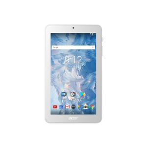 """ACER Iconia One 7 B1-7A0-K1NP, 7"""", 1 GB RAM, 16 GB eMMC, Weiss"""