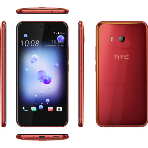 HTC U11 Dual-SIM Solar Red 64GB