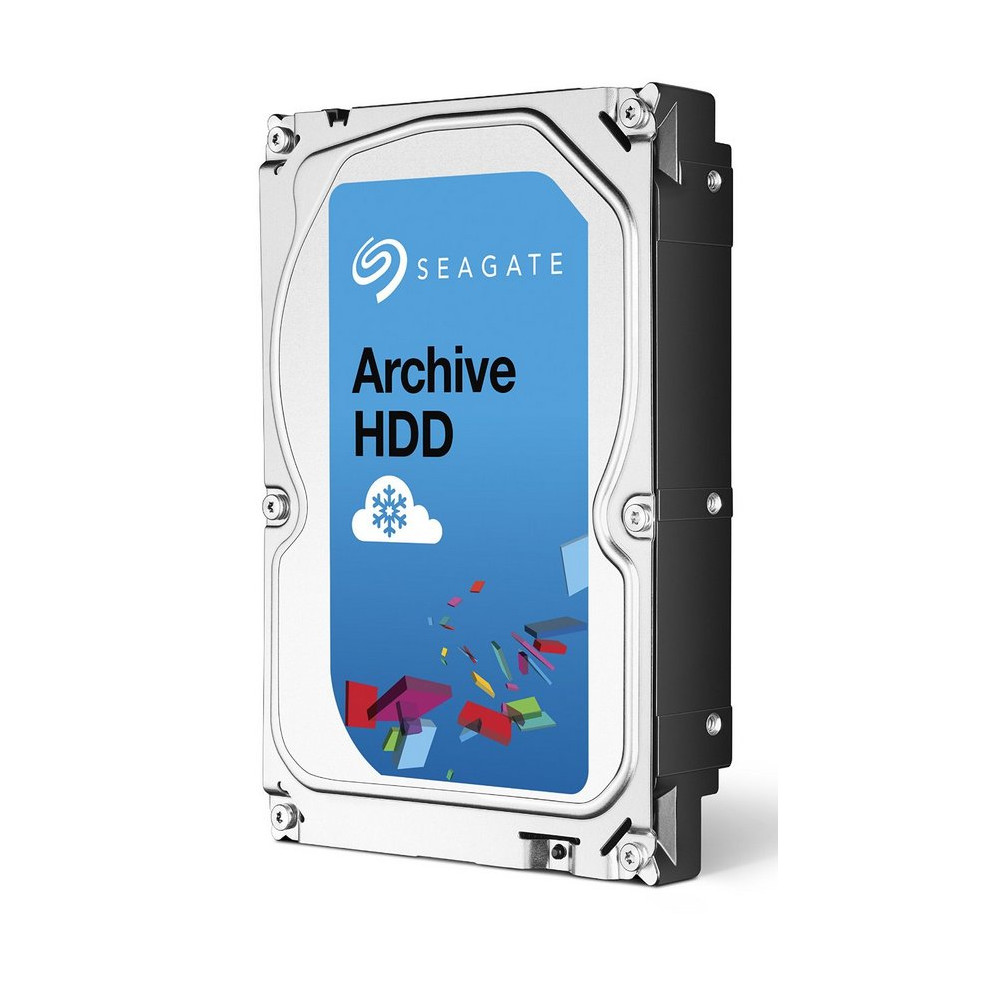 SEAGATE S-Series Archive 8 TB HDD v2 Serial ATA III