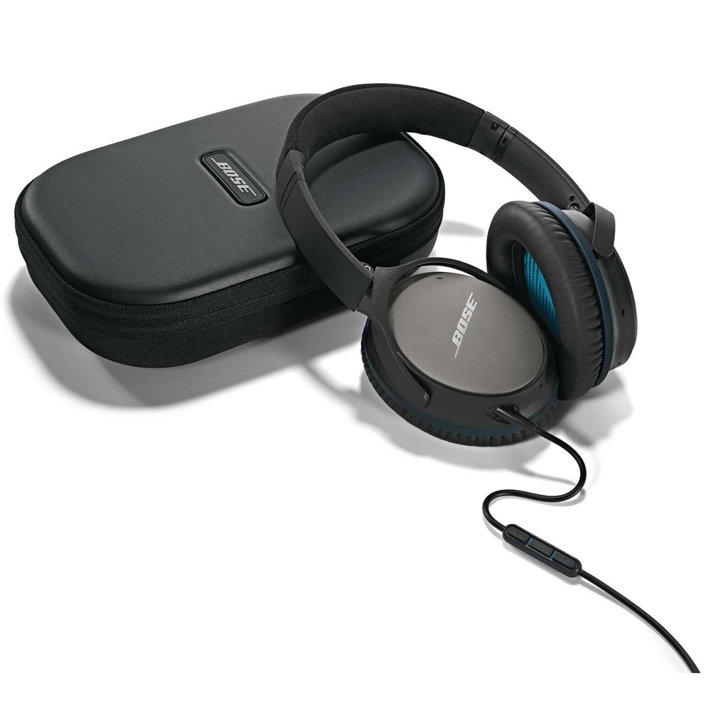 BOSE Quiet Comfort 25 Apple Black