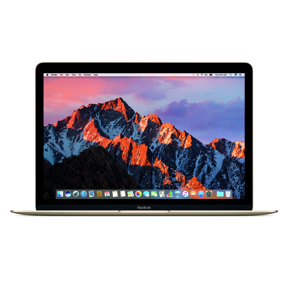 "APPLE MacBook, 12"", Core m3, 8 GB RAM, 256 GB SSD"