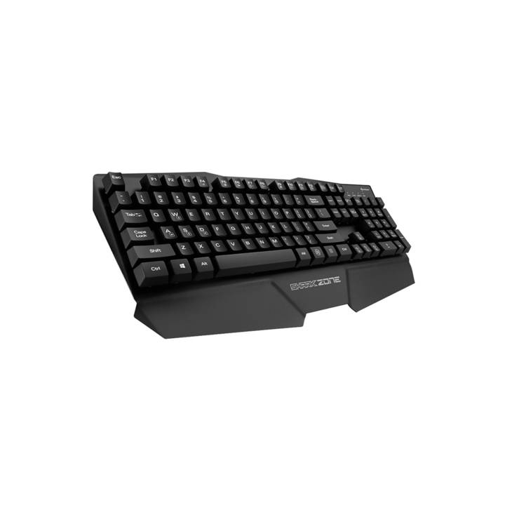 SHARKOON Shark Zone K15 Gaming Tastatur