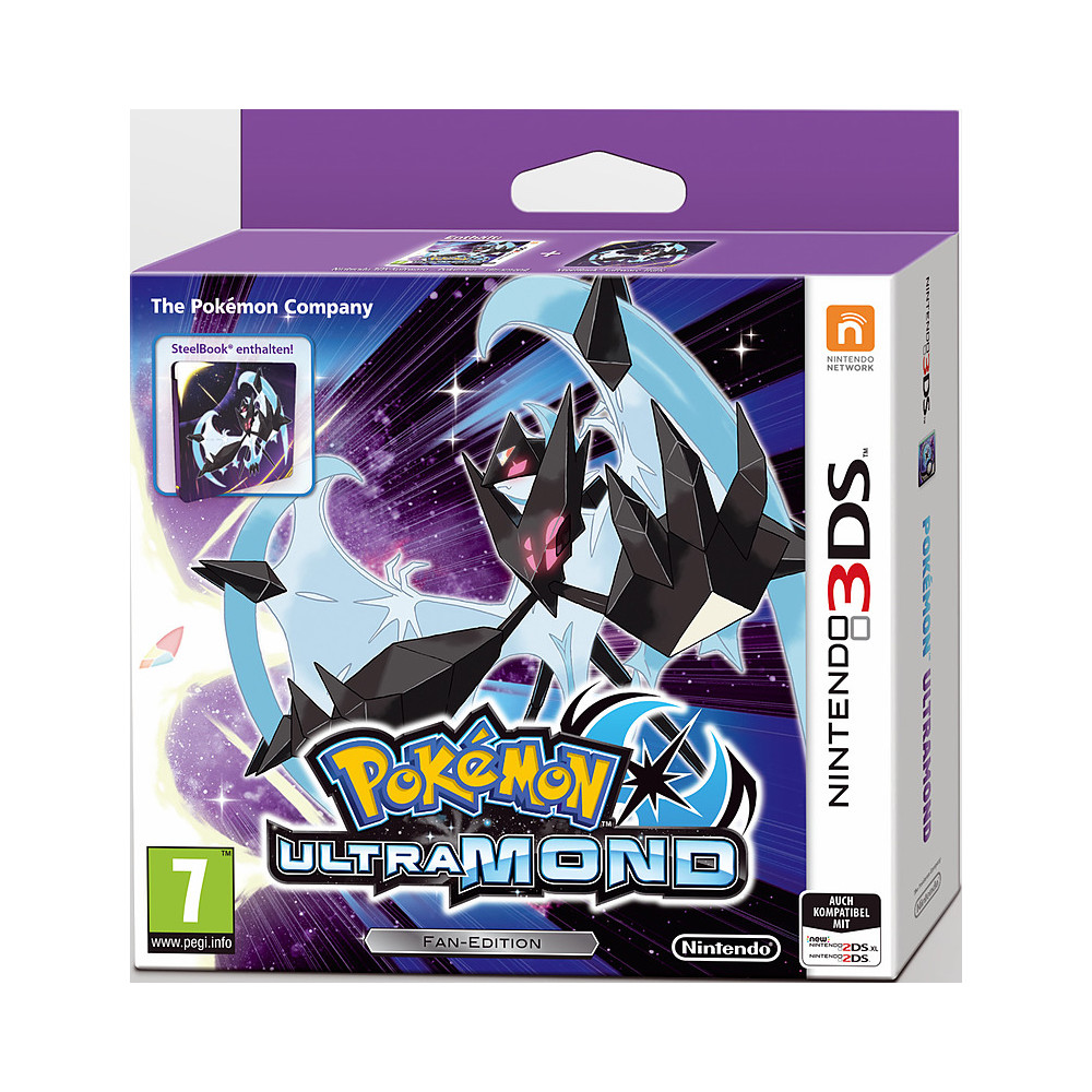 Pokémon Ultra Mond Fan Edition (Version I)