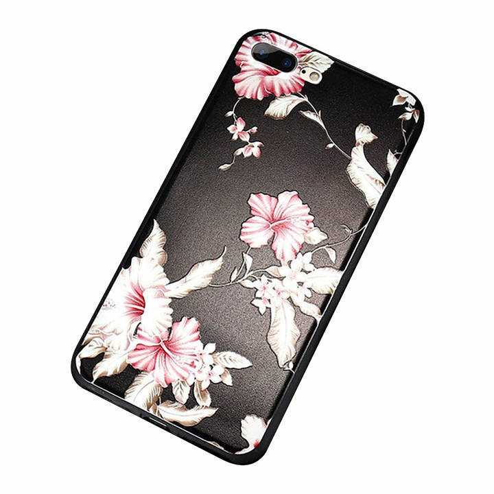 EG FLOVEME Backcover für Apple iPhone XR - Blume Charming