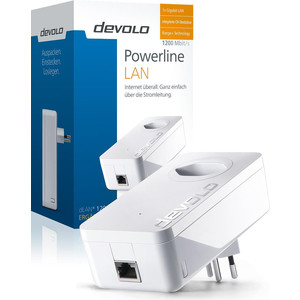 DEVOLO dLAN 1200+ Single Adapter