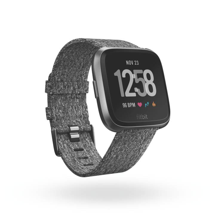FITBIT Versa Charcoal / Graphitgrey