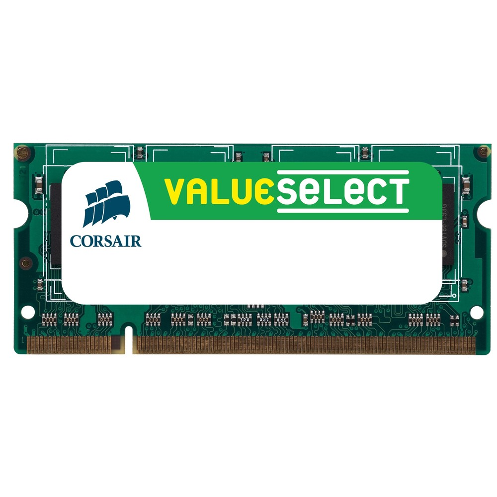 Corsair ValueSelect SO-Dimm 2GB PC6400 C