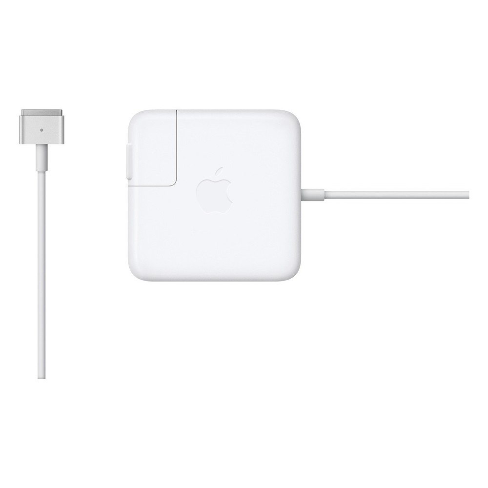 APPLE MagSafe 2, Power Adapter, 85W, White