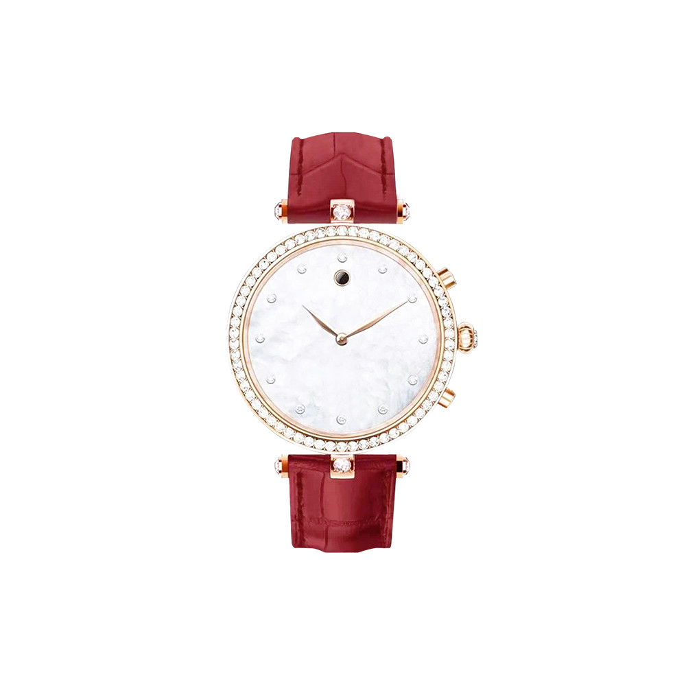 SMARTWATCHER Notruf-Uhr PEARL Gold / Red