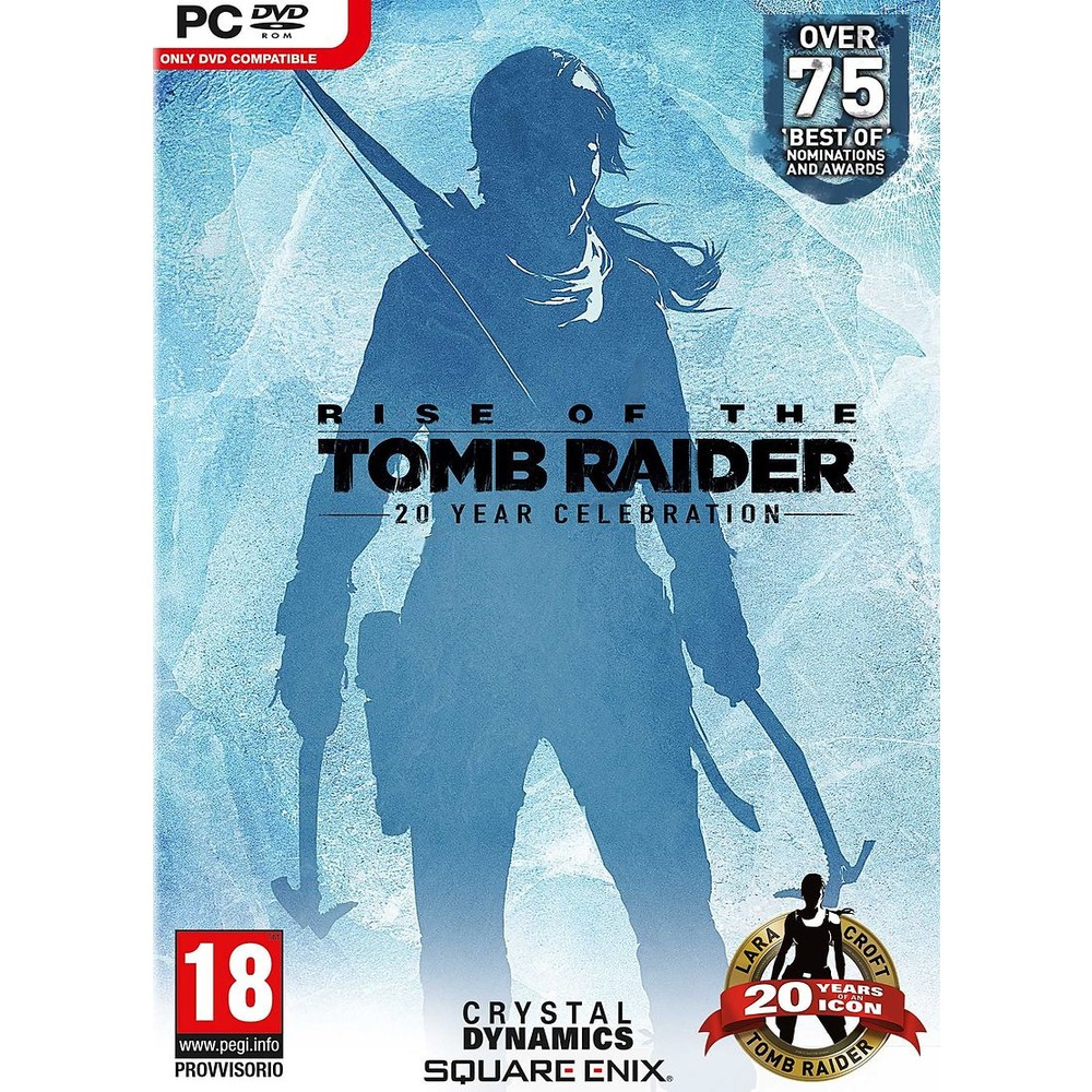Rise of the Tomb Raider 20 Year Celebration D1 Edition
