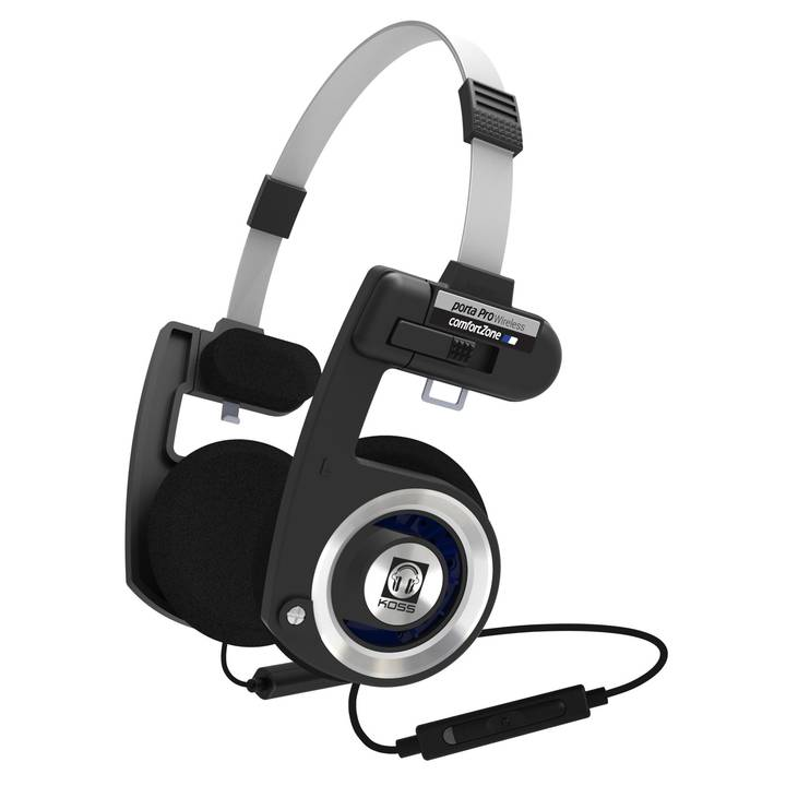KOSS Porta Pro Wireless Black