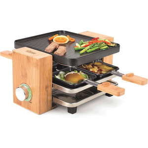 KOENIG Raclette-Grill Bamboo