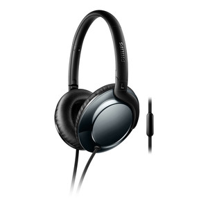 PHILIPS Over-Ear Kopfhörer SHL4805DC/00 Black