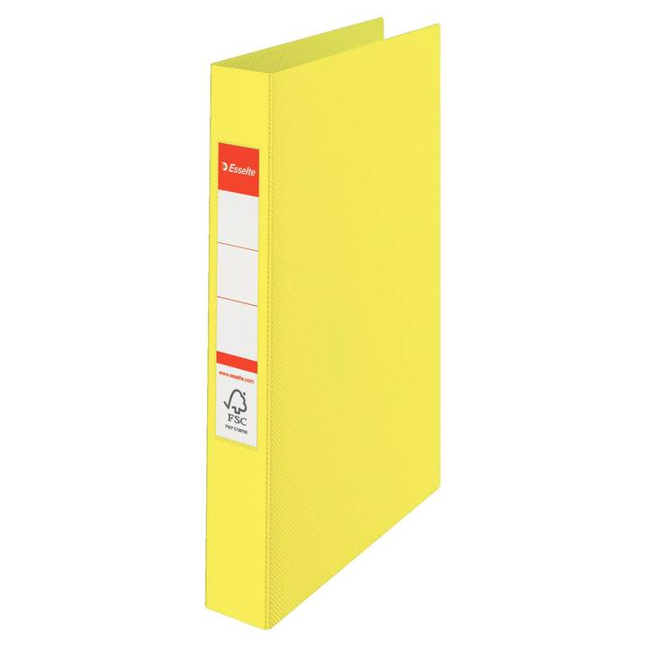 Esselte Colour'ICE Ringbuch PP A4 25cm g