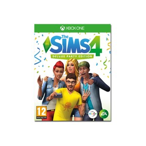 The Sims 4 Deluxe Party Edition (Version DFI)