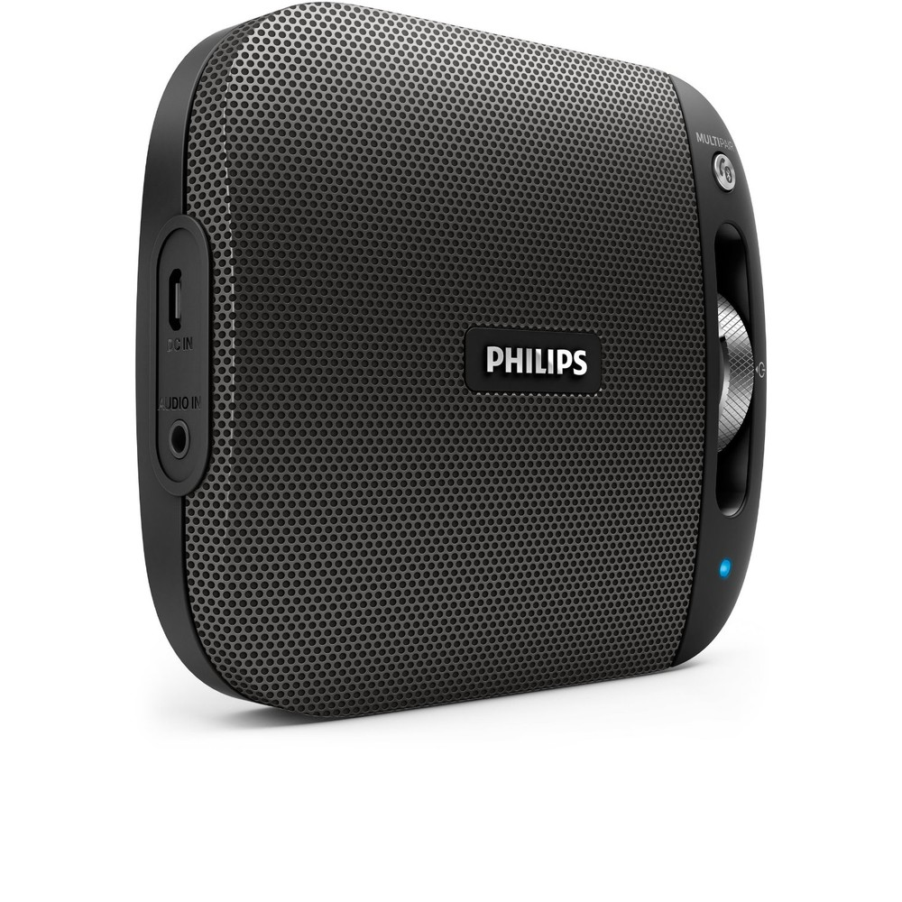 PHILIPS Bluetooth Lautsprecher BT2600B/00 Black