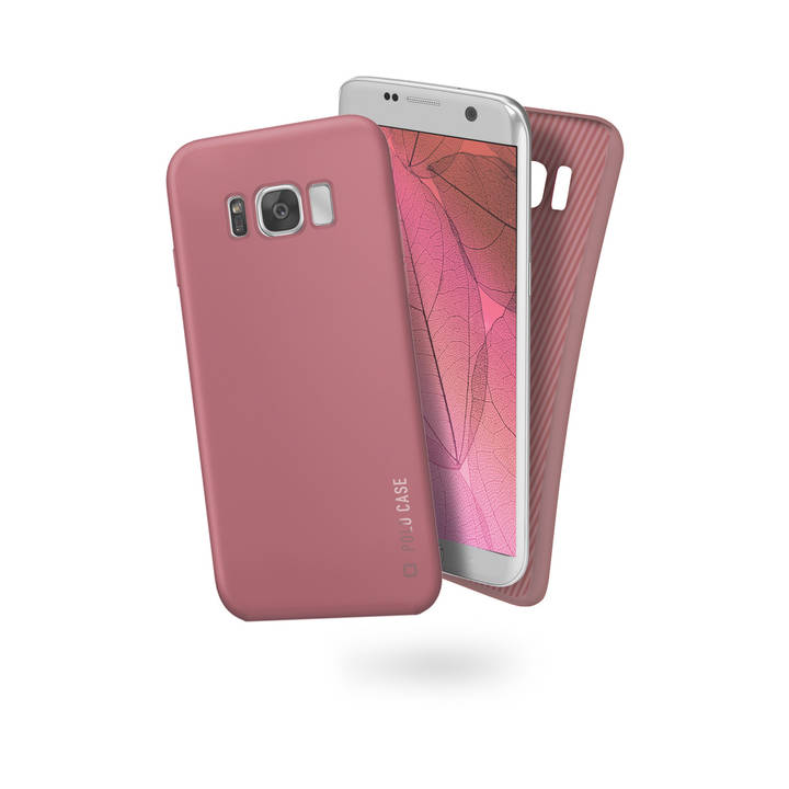 SBS Cover Polo per Galaxy S8 Rose Galaxy S8 Rose