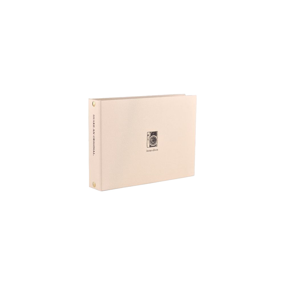 Fujifilm Instax Mini 2-Ring Album gold n
