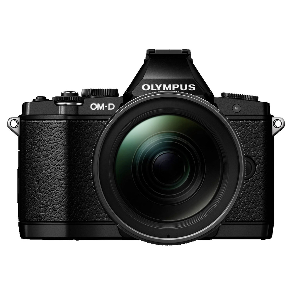 OLYMPUS OM-D E-M5 Mark II + Objektiv M.Zuiko Digital 12 - 40 mm PRO