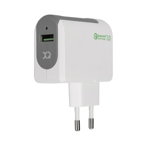 XQISIT Qualcomm 3.0 Travel Charger