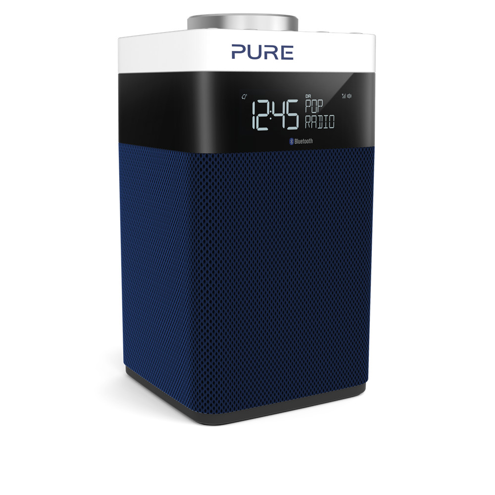 PURE Pop Midi S Bluetooth Navy Blue