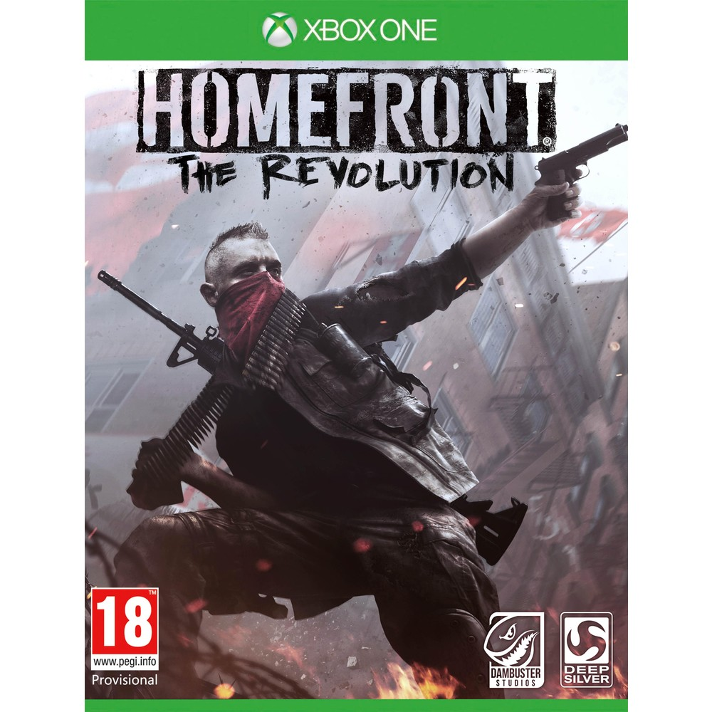 Homefront: The Revolution Day One Edition